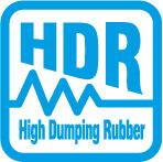 HDR高阻尼橡膠