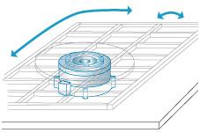 DD馬達應用於平板旋轉設備、位置調整設備