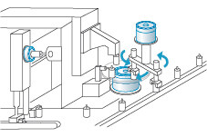 DD馬達應用於電裝部品加工生產線