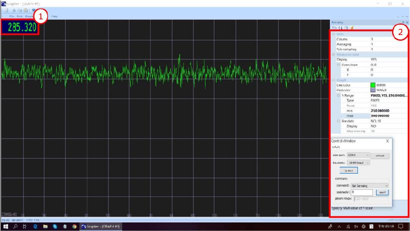 超音波微流量計流量監控