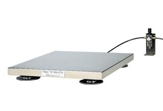 倉敷化工 KURASHIKI_無塵室專用桌上型除震台 P-Stable 50C系列