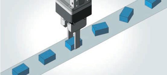 東方馬達 Oriental motor _電動夾爪 _ EH系列 _ 可排列工作物的方向或位置