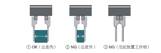 東方馬達 Oriental motor _電動夾爪 _ EH系列 _ 可透過夾爪的動作範圍判別有無工作物及其大小