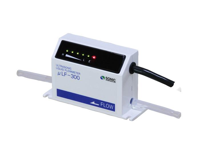 SONIC CORPORATION 超音波液體微流量計 一體型uLF